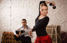 Flamenco en el Sacromonte: Cuevas Los Tarantos