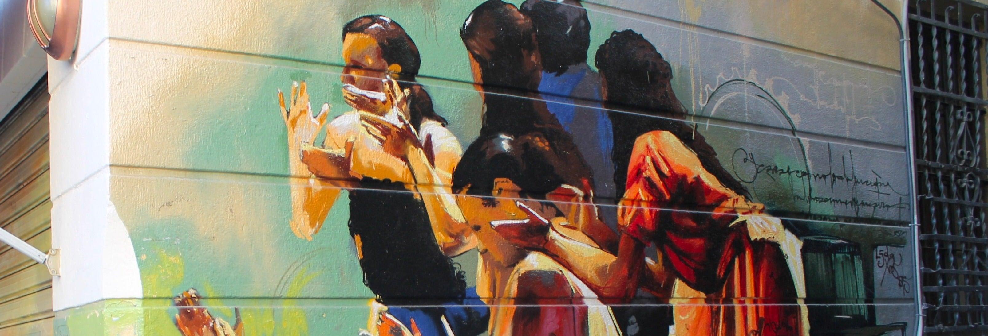 Free tour del grafiti por Granada ¡Gratis!