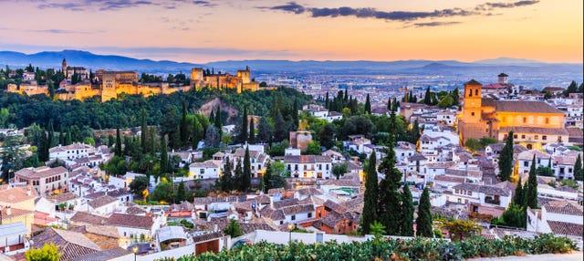 Free Walking Tour of Granada