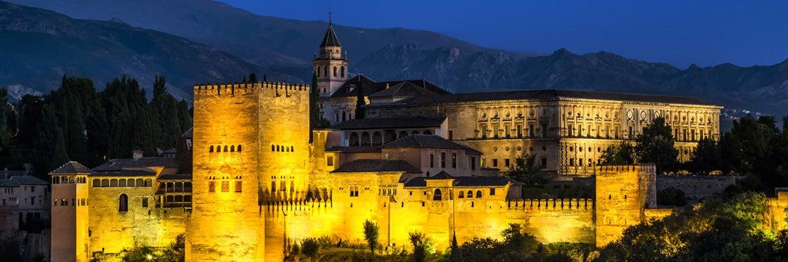 Granada en 24 horas
