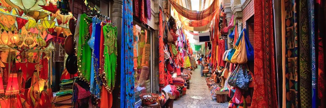 Horario comercial en Granada