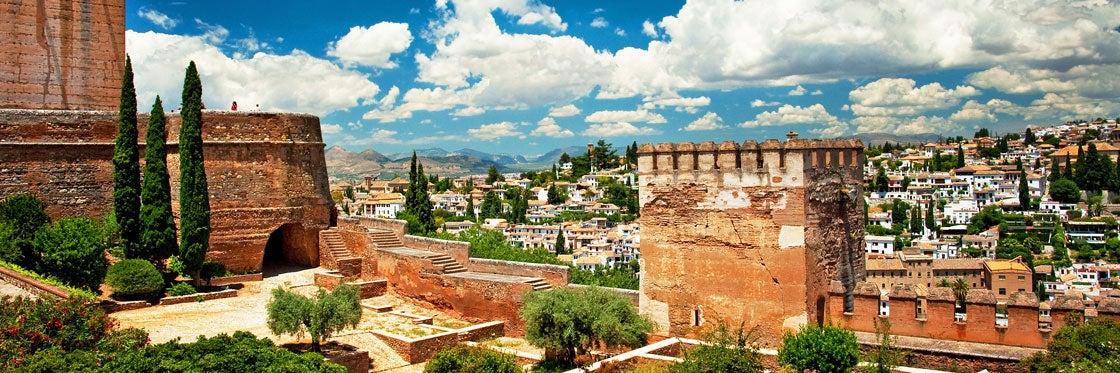 Monumentos e atrações turísticas de Granada