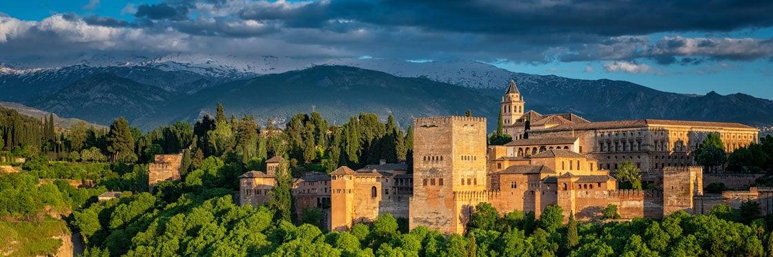 O tempo em Granada