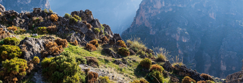 Trekking a Los Cahorros di Monachil
