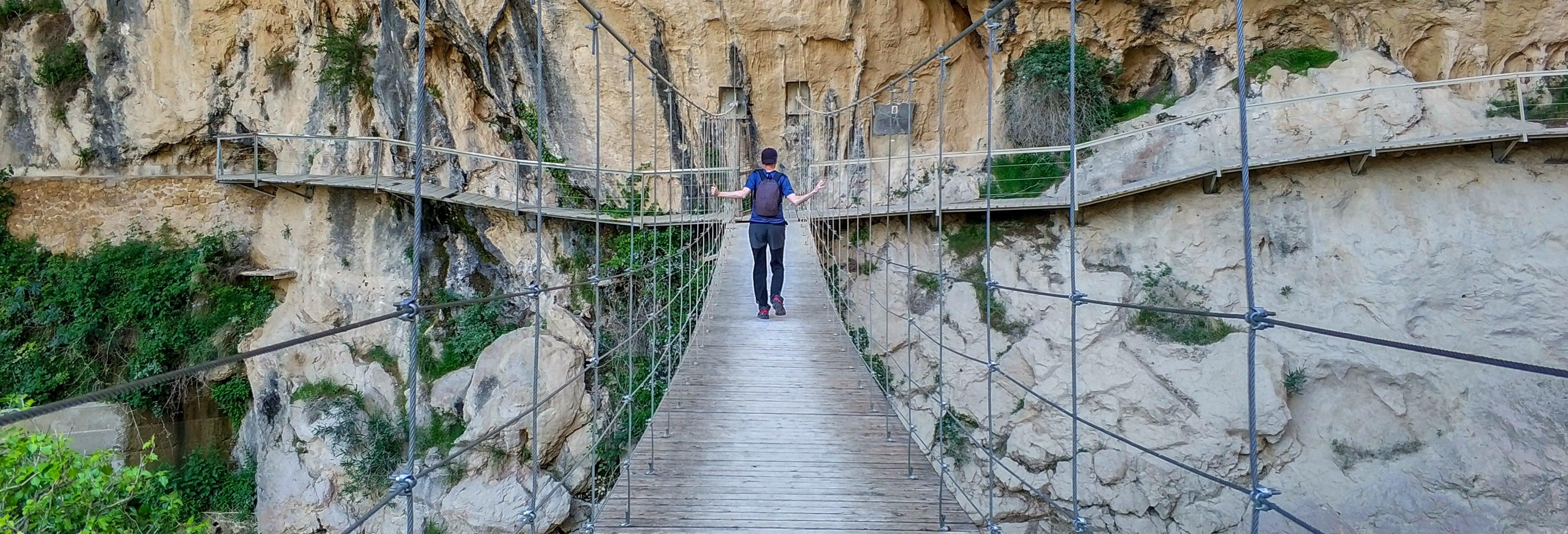 Trekking sul sentiero del Gollizno