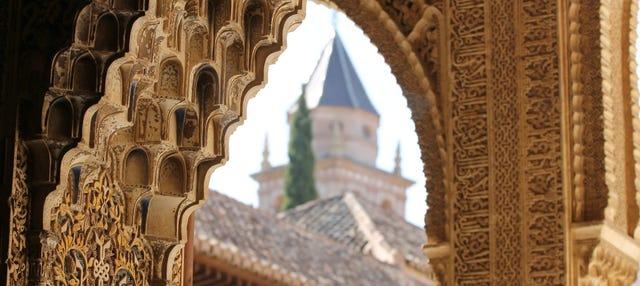 Oferta: Alhambra + Albaicín y Sacromonte