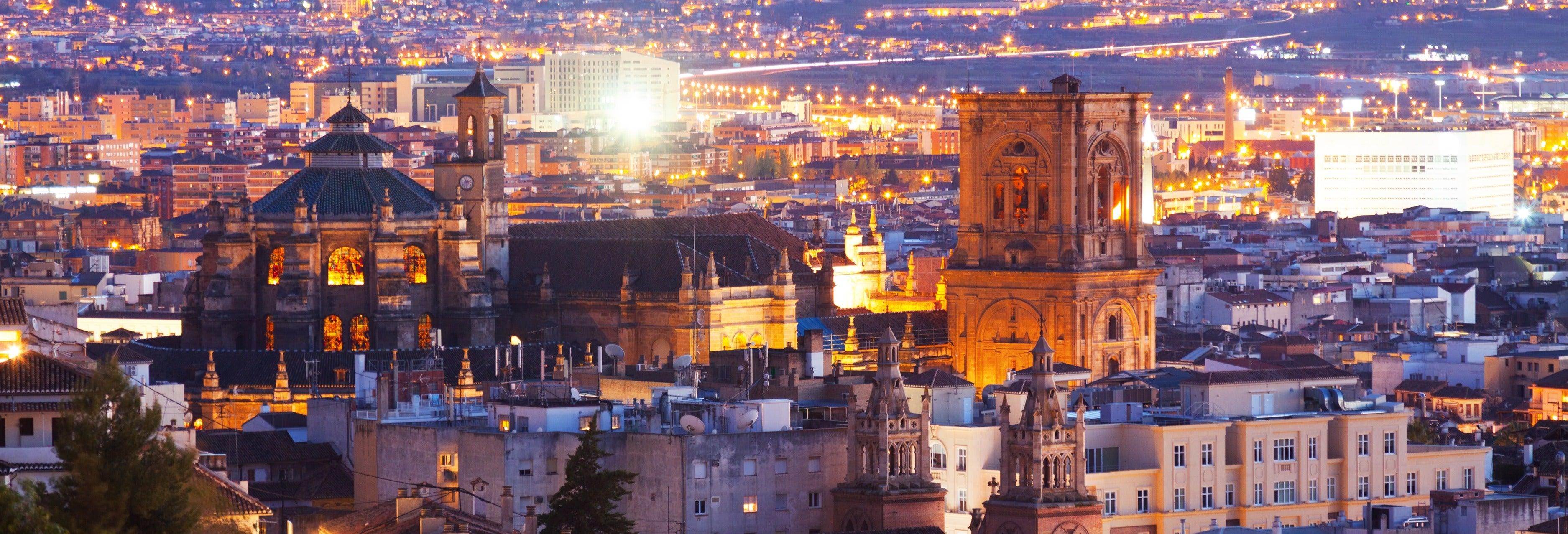 Tour noturno por Granada