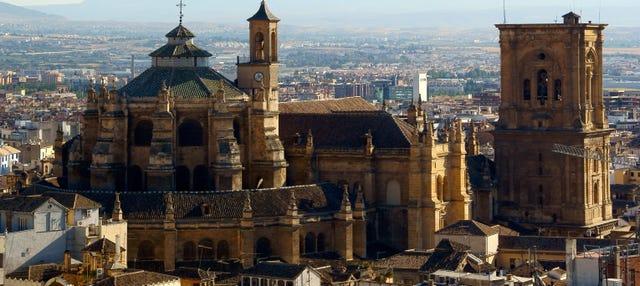 Tour privado por Granada ¡Tú eliges!