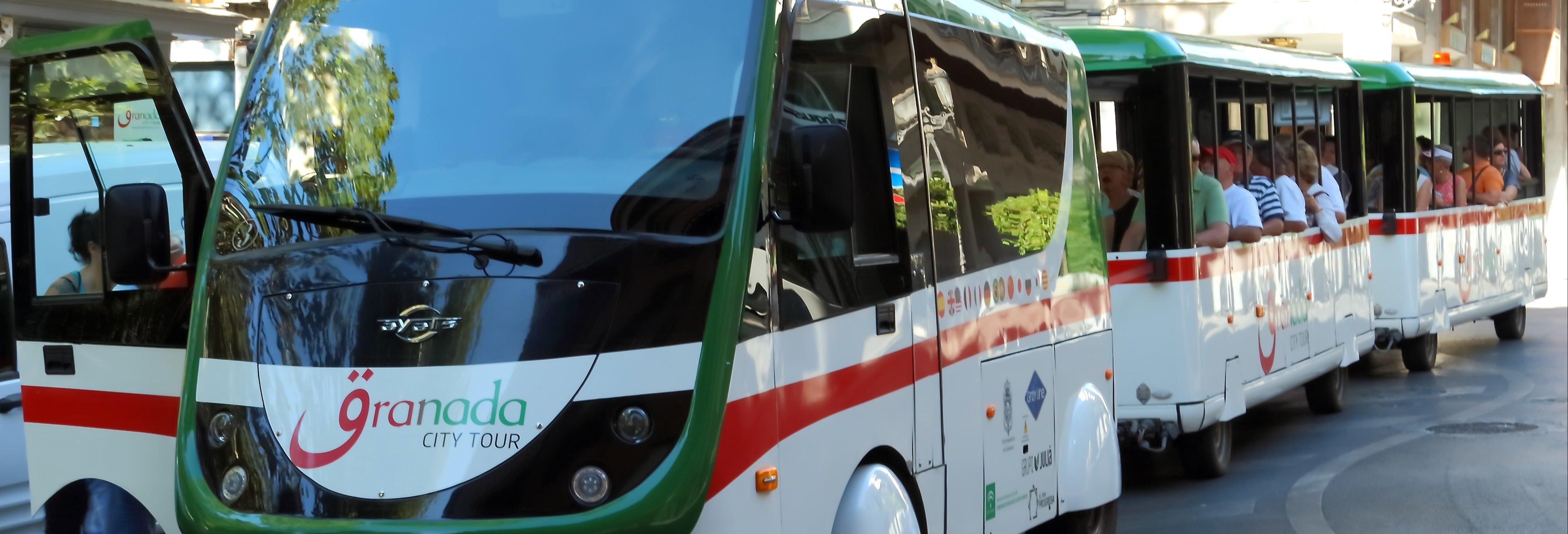 Trem turístico de Granada