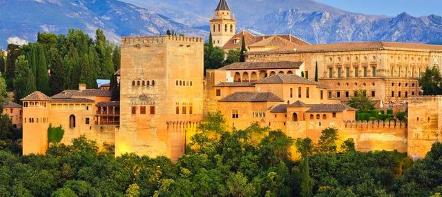 Visita guiada por la Alhambra y los Palacios Nazaríes
