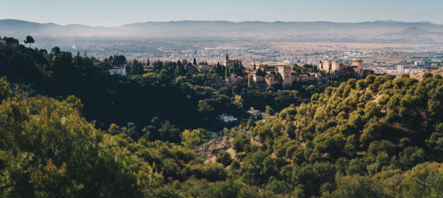 Alhambra Open Air Tour