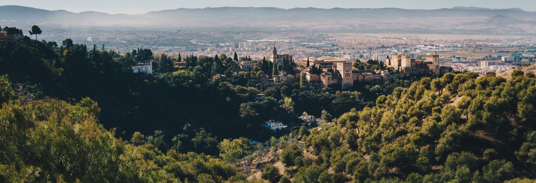 Visite guidée des alentours de l'Alhambra