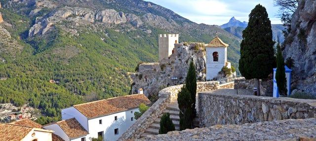 Free tour por Guadalest