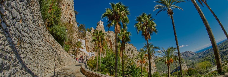 Visita guiada por Guadalest con entradas