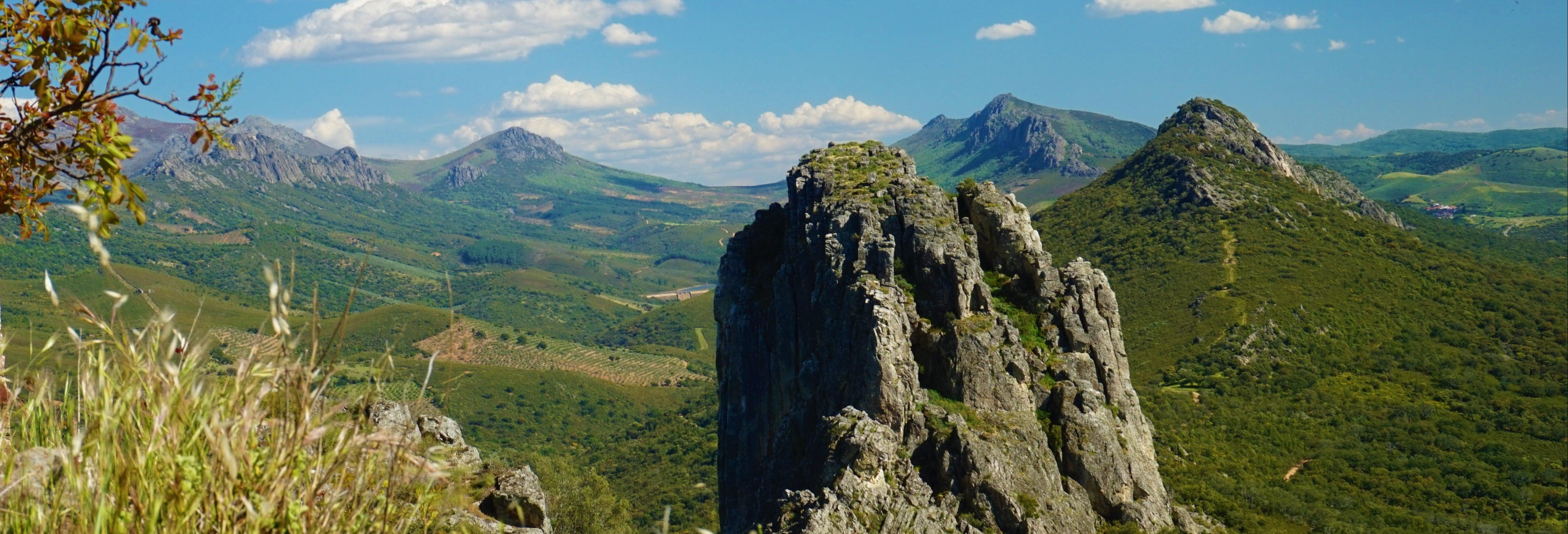Excursión de senderismo por el Geoparque Villuercas Ibores Jara