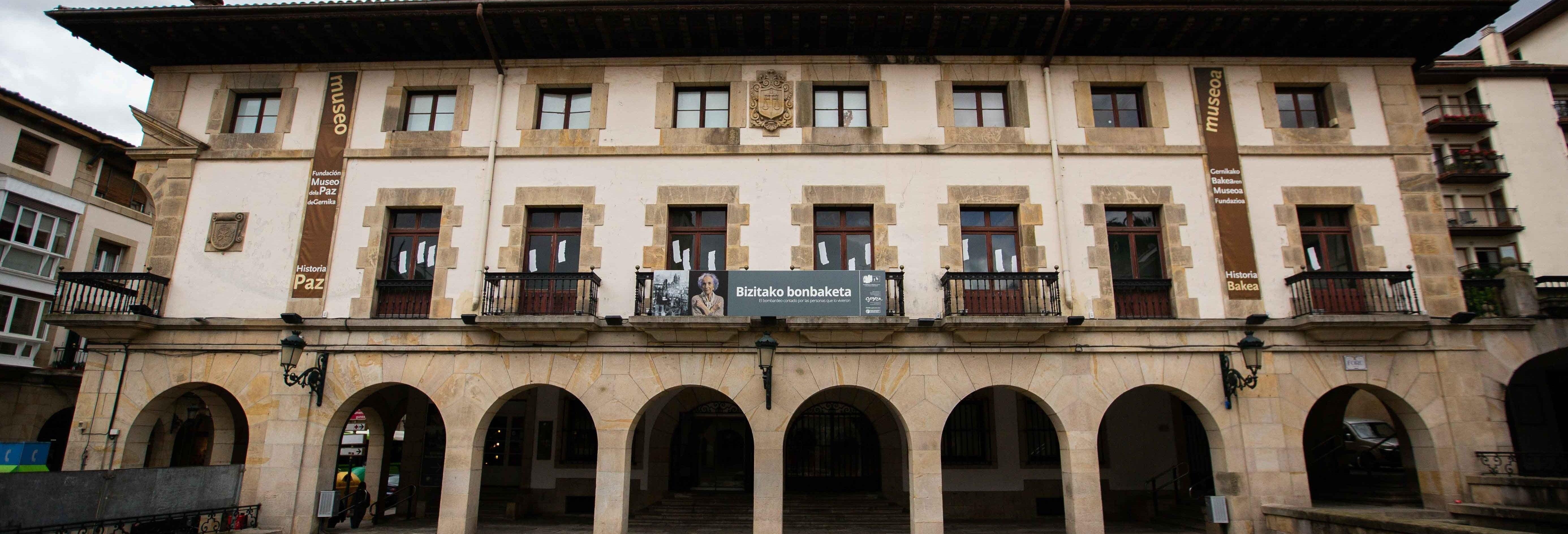 Excursión al Museo de la Paz de Gernika