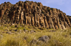 Senderismo por el pitón volcánico de Cancarix