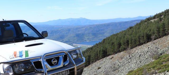 Tour en todoterreno por el valle del Ambroz