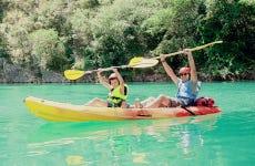 Tour en kayak por el embalse del Tranco