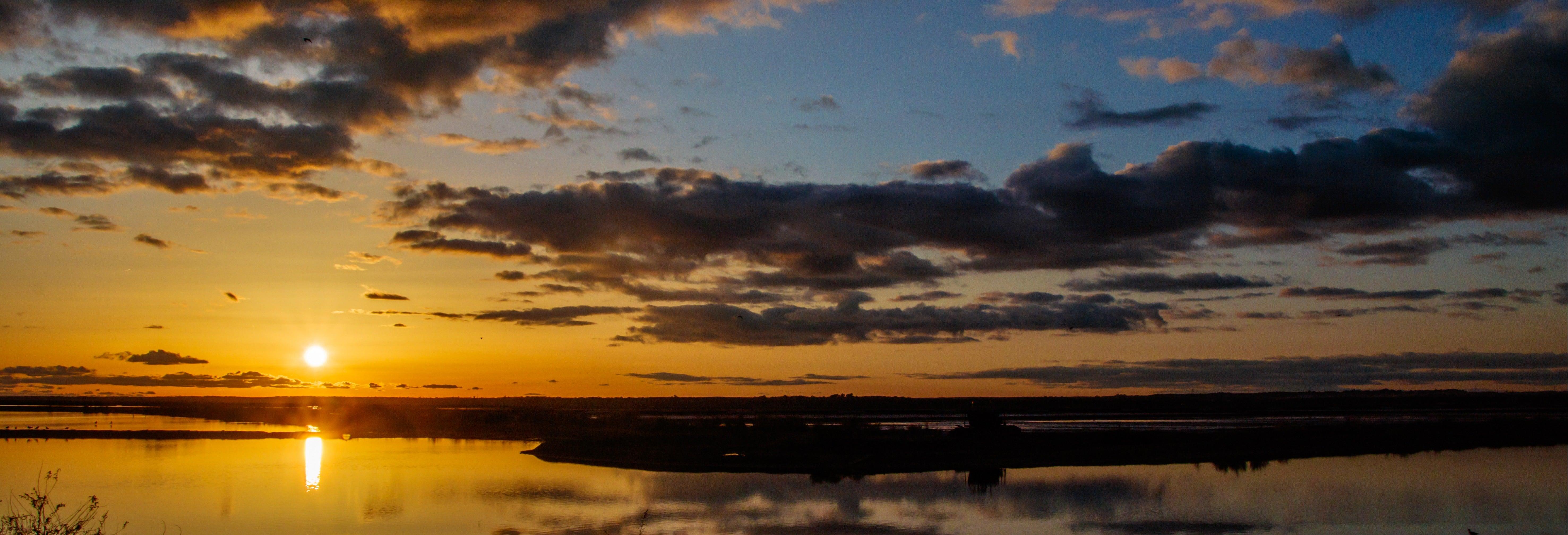 Crociera sull'estuario di Punta Umbría al tramonto