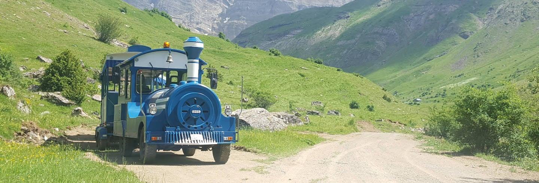 Excursión a Panticosa + Tren de alta montaña