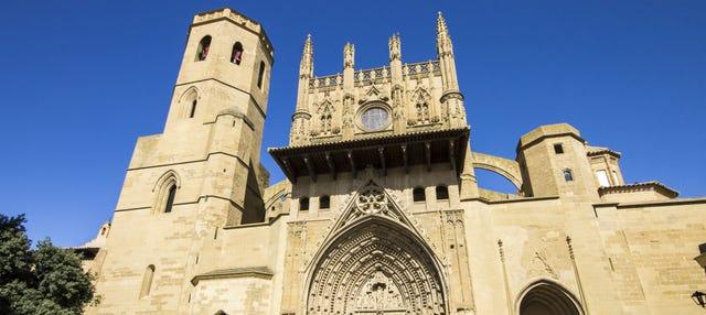 Visita guiada por Huesca