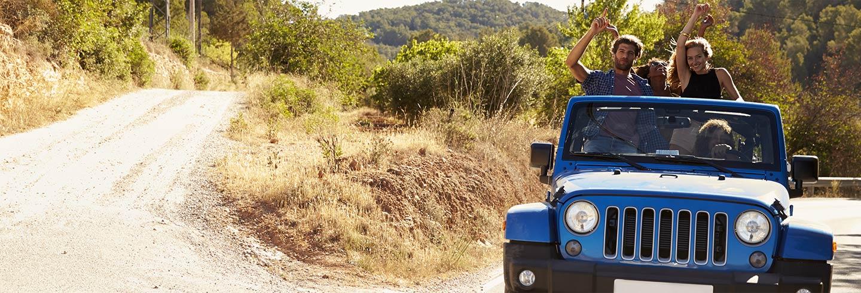 Tour en 4x4 por la Ibiza desconocida