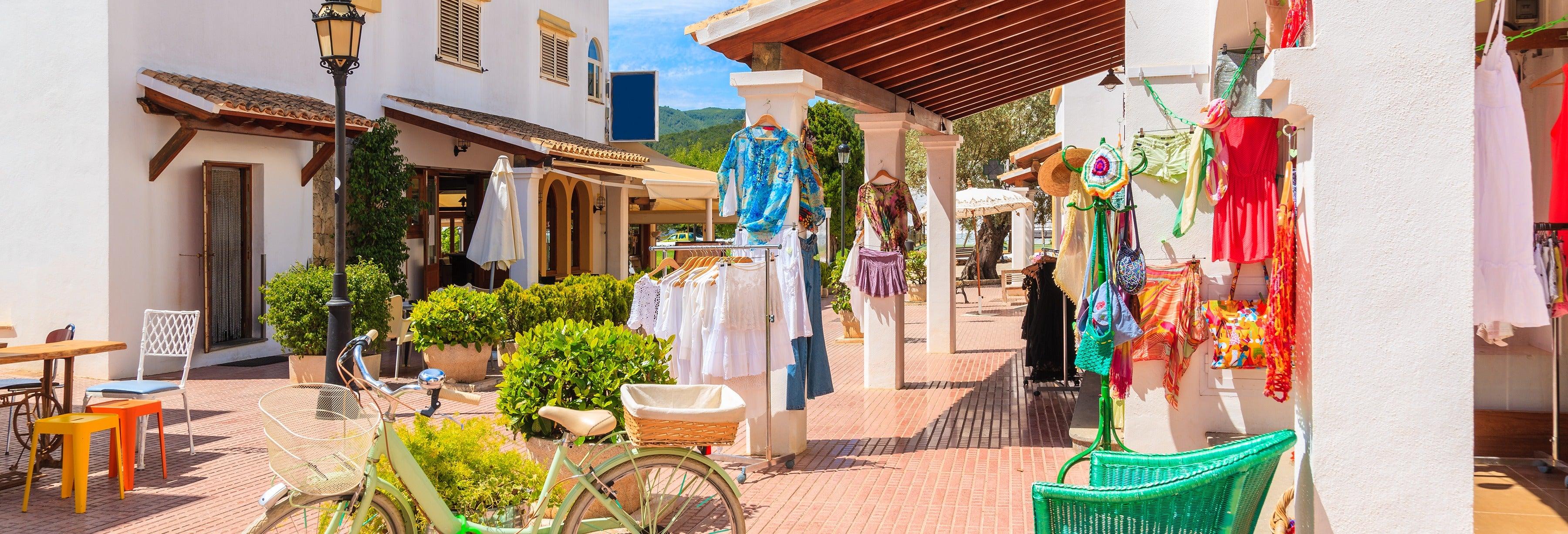 Tour en bicicleta desde Ibiza Ciudad
