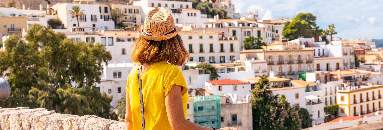 Tour privado por Ibiza ciudad
