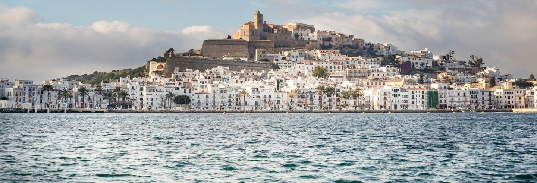 Visita guiada por Ibiza