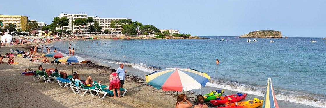 Spiaggia di Es Canar