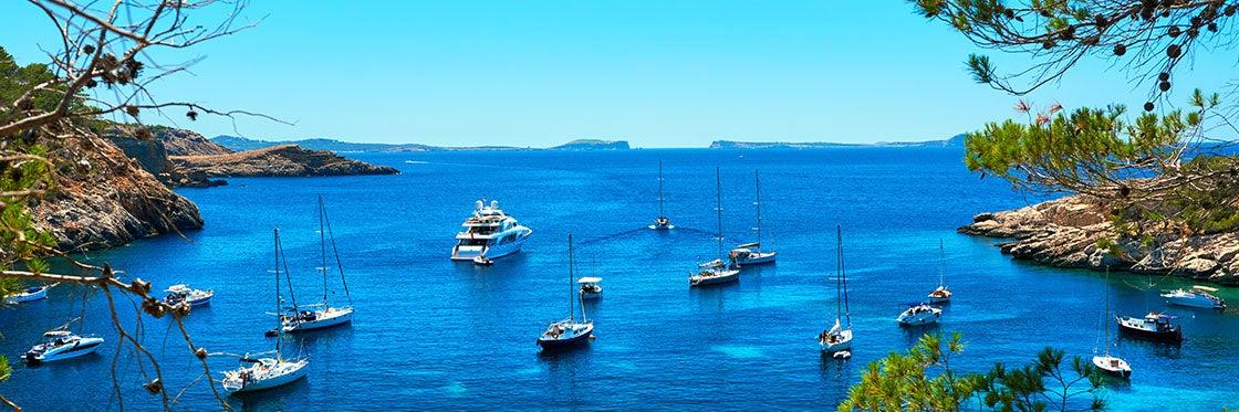 Le temps à Ibiza