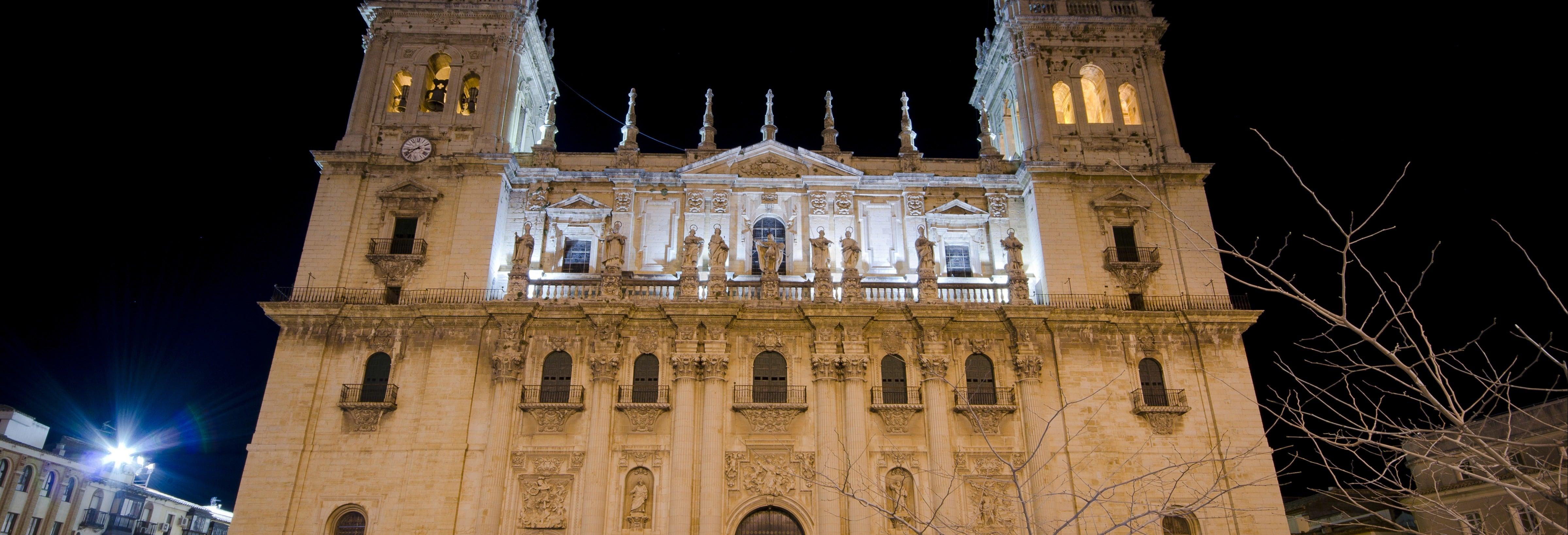 Free tour nocturno por Jaén