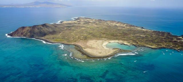 Senderismo por la isla de Lobos