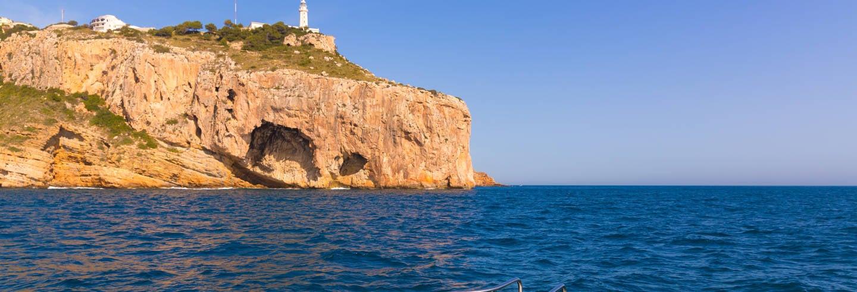 Xabia Boat Trip