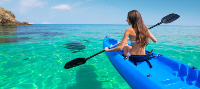 Tour en kayak por Jávea + Snorkel