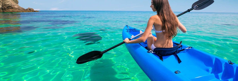 Kayak Tour in Xabia