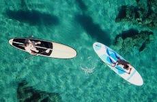 Tour en paddle surf por Jávea
