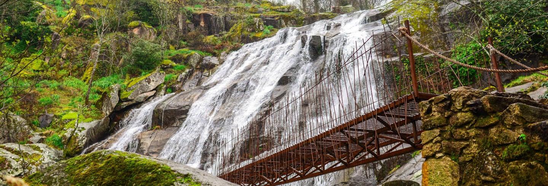 Tour de 4x4 pelas cascatas e por Los Pilones do Valle del Jerte