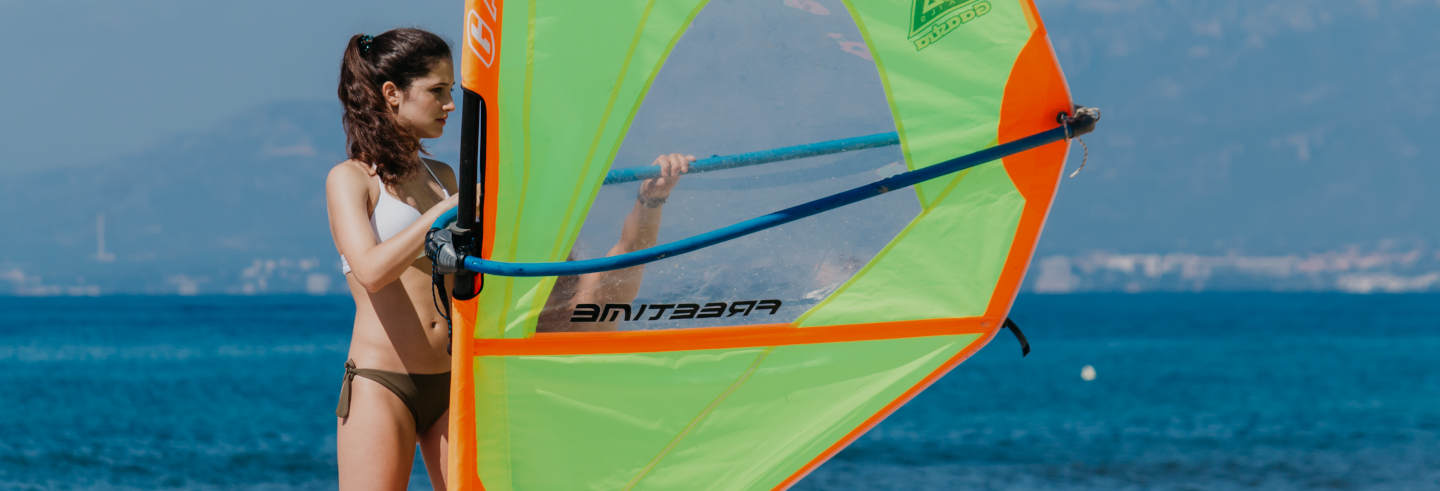 Windsurfing Course in L'Ametlla de Mar