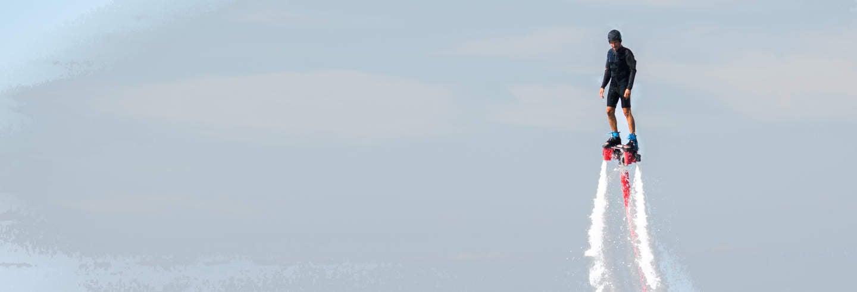 Flyboard em L'Ametlla de Mar