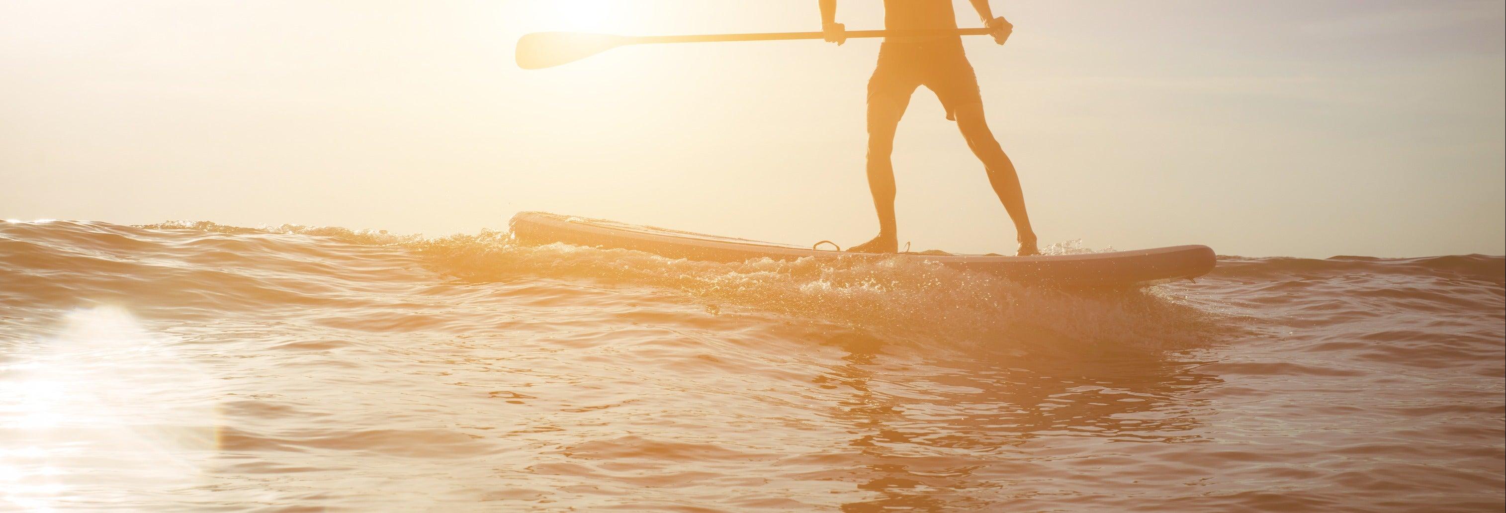 Paddle surf por las calas de La Ametlla de Mar