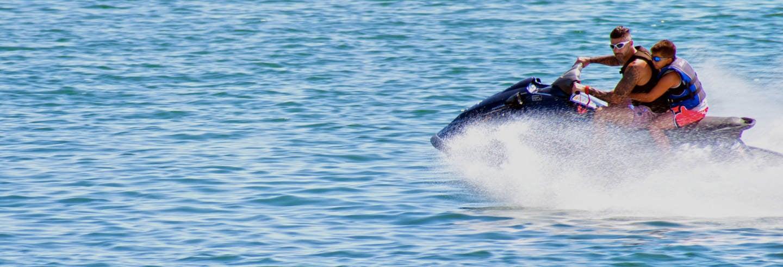 Balade en jet-ski à L'Ametlla de Mar