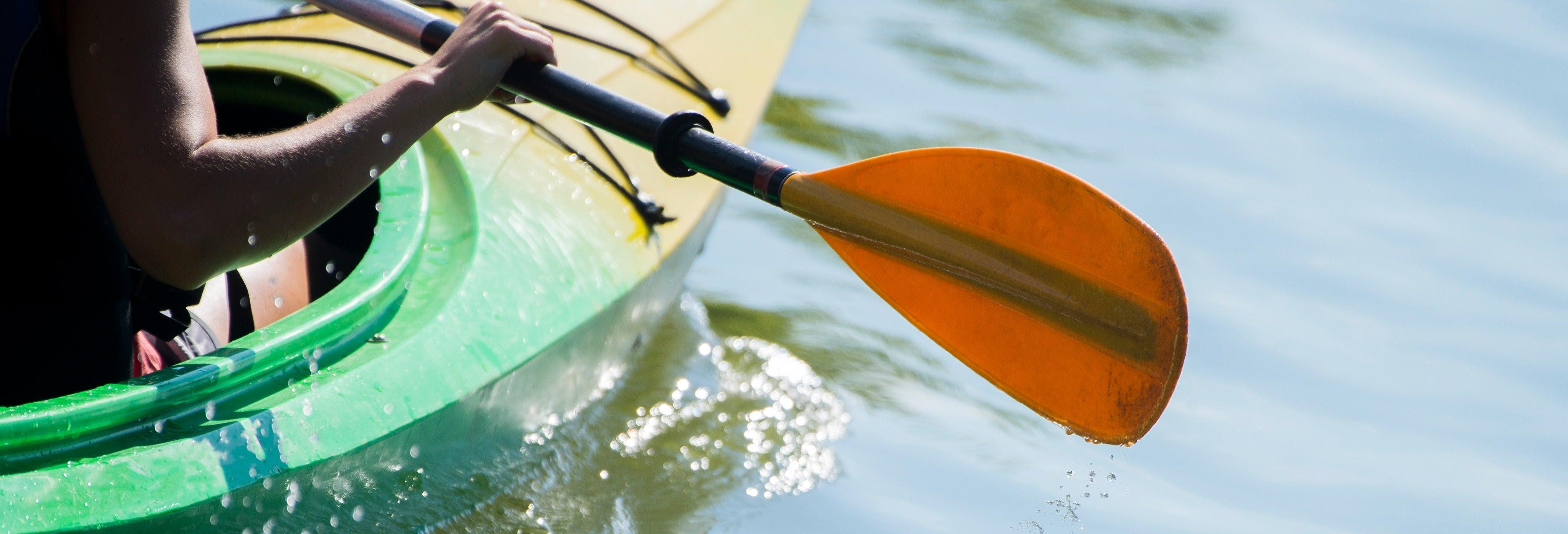 Kayak y snorkel en Cala Cerrada