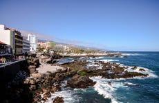 Excursión al Puerto de la Cruz por libre