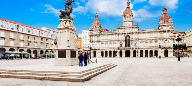 Free tour por La Coruña ¡Gratis!