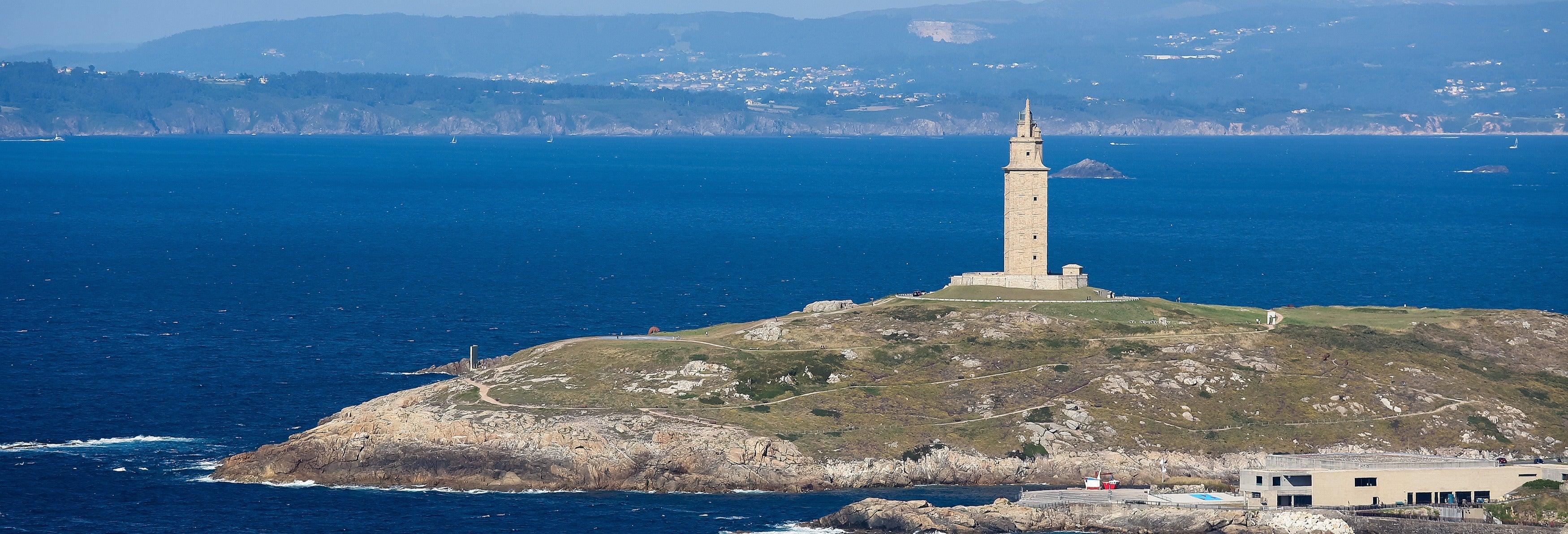 Tour por La Coruña + Almoço galego