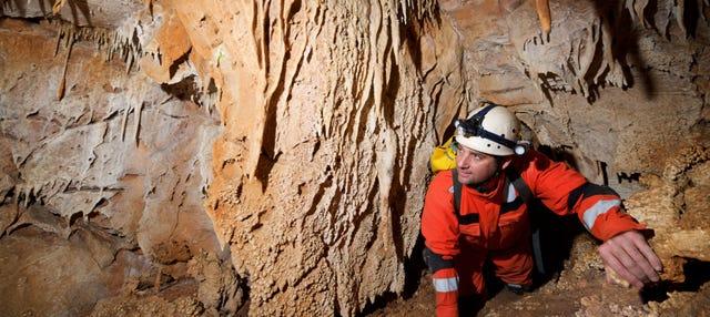 Tour por las minas de Udias