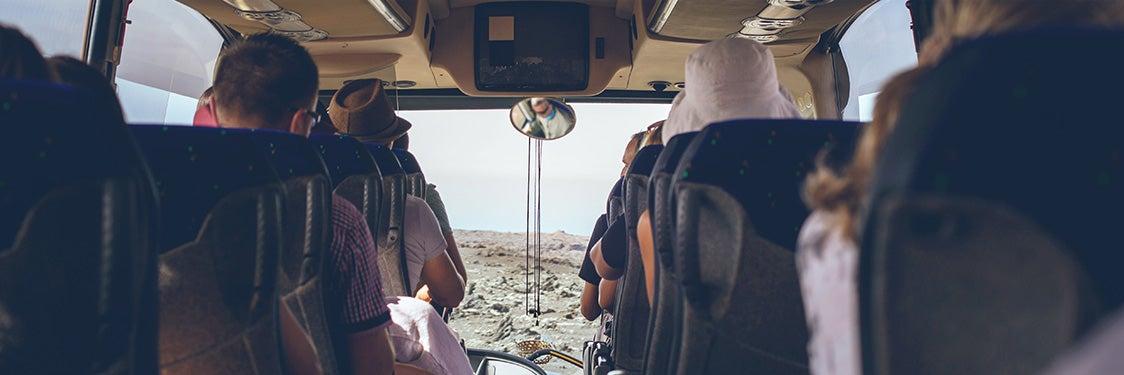 Autobuses en Lanzarote
