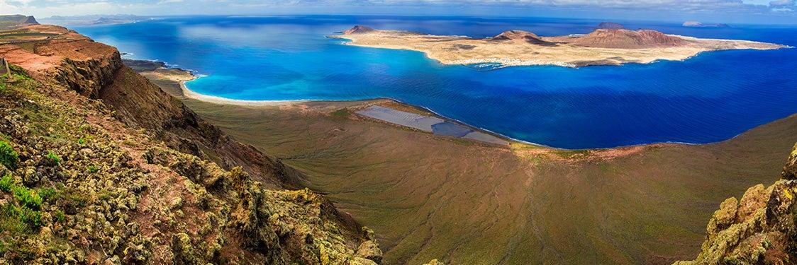Geografía de Lanzarote